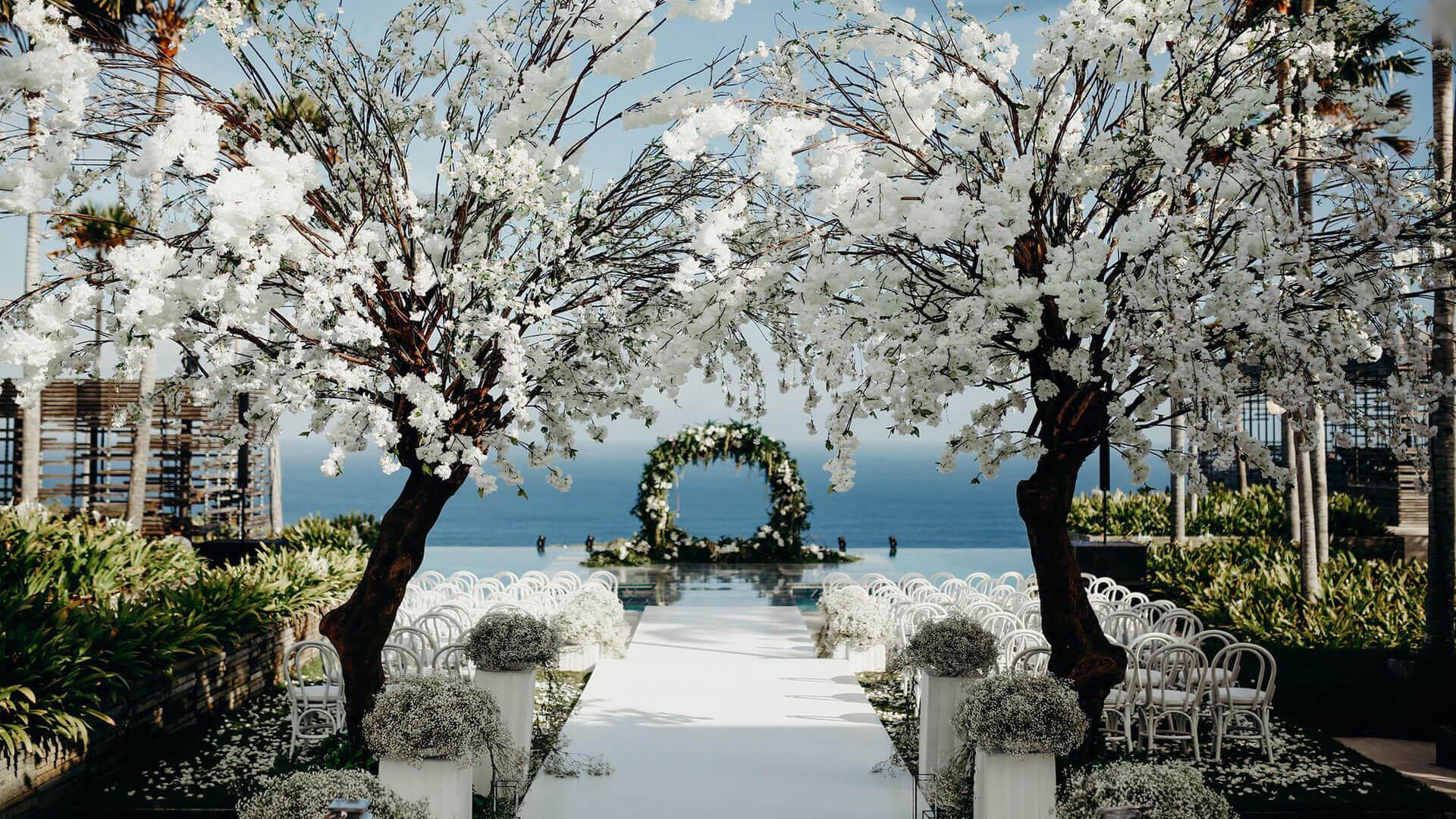 bali wedding cermeony