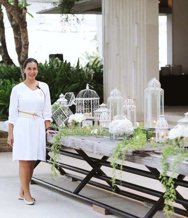 mrs ria kentjono owner of luxury wedding indonesia bali wedding planner